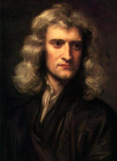 WHAT WOULD KRISHNA DO? : SIR ISSAC NEWTON(1642-1727), ENGLISH PHYSICIST, MATHEMATICIAN, AND NATURAL PHILOSOPHER FORMULATED THE LAWS OF GRAVITY AND MOTION. THOSE LAWS OF PHYSICS MAY NOT ACCOUNT FOR EARTH'S ROTATIONAL SPIN.