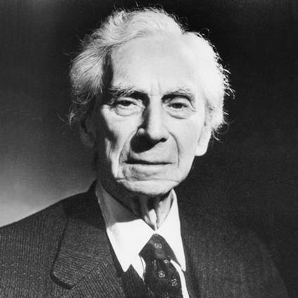 """SPIRITUALITY SCIENCE - WHOLE LINGUISTICS - WHOLE LANGUAGE:  BERTRAND RUSSELL DEVELOPED THE SYSTEM OF LANGUAGE ANALYSIS CALLED """"LOGICAL ATOMISM."""" IN HIS OPINION, LANGUAGE CAN BE ANALYZED IN TERMS OF AGGREGATES OF FIXED, IRREDUCIBLE UNITS OR ELEMENTS. HOW ABOUT LIFE AND EXISTENCE????"""