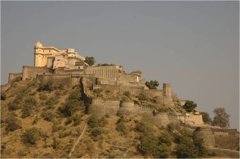 Bharat Darshan-Kumbhalgarh-Great Wall of India-5