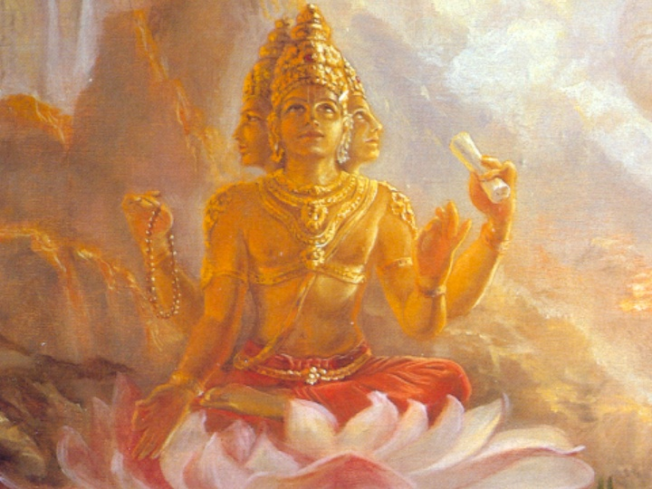 SPIRITUALITY SCIENCE - ESSENCE AND EXISTENCE - CHIDAMBARA RAHASYAM: IN INDIAN TRADITION LORD BRAHMA IS THE LORD GOD CREATOR. PHYSICAL MATTER, THE CHEMICAL ELEMENTS OF MATTER HAVE DIVINE ATTRIBUTES LIKE IMPERISHABILITY OR INDESTRUCTIBILITY.