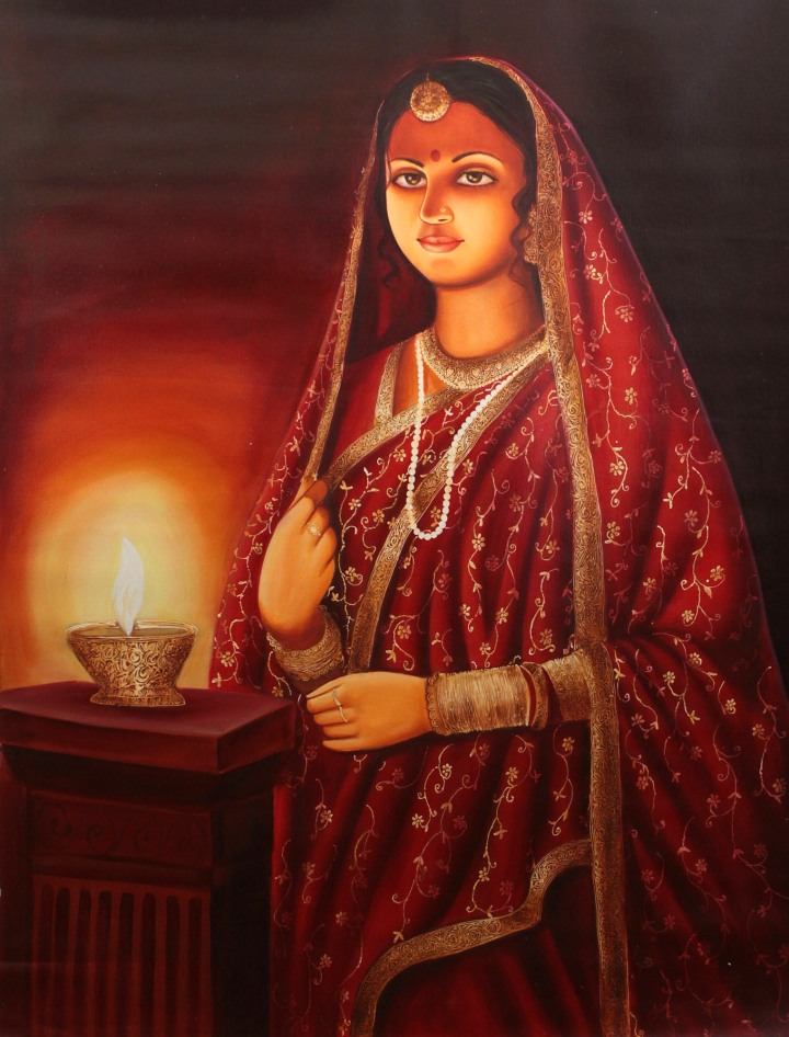 "SPIRITUALITY SCIENCE - AHAM BRAHMASMI - UNITY VS IDENTITY : THIS ARTICLE IS DEDICATED TO THIS INDIAN LADY WHO SYMBOLIZES THE PRINCIPLE OF UNITY THAT APPEARS AS THE VERBAL SOUND OR SHABDA CALLED ""ASMI"" WHICH MEANS  ALWAYS PRESENT, OR EVER-EXISTING."