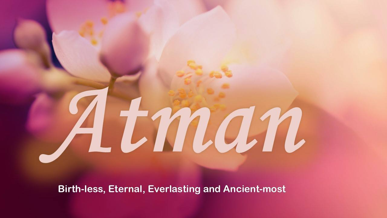 """SPIRITUALITY SCIENCE - AHAM BRAHMASMI - UNITY VS IDENTITY : THE EXISTENCE OF SELF OR ATMAN REPRESENTS THE CONDITION CALLED """"ASMI"""" THE VERBAL SOUND FOR UNITY BETWEEN BRAHMAN, ATMAN, AND MAN."""