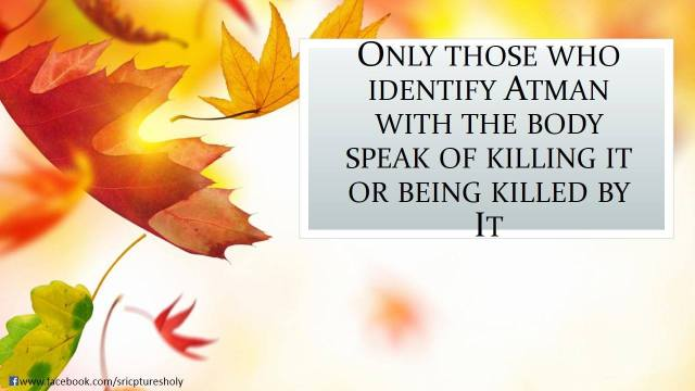 SPIRITUALITY SCIENCE - AHAM BRAHMASMI - UNITY VS IDENTITY : THE MORTALITY OF ALL LIVING THINGS RELATES TO THEIR INDIVIDUALISTIC IDENTITIES. DEATH INVOLVES THE SPECIFIC FORM AND ITS APPEARANCE AND NOT THE SUBSTANCE AND THE CHEMICAL ELEMENTS THAT CONSTITUTE PHYSICAL MATTER.
