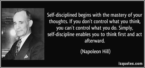 The Art of Self-Discipline-Napoleon Hill