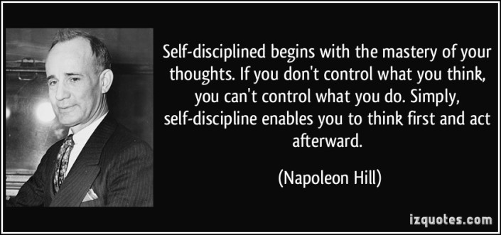 The Art of Self-Discipline-Napoleon Hill