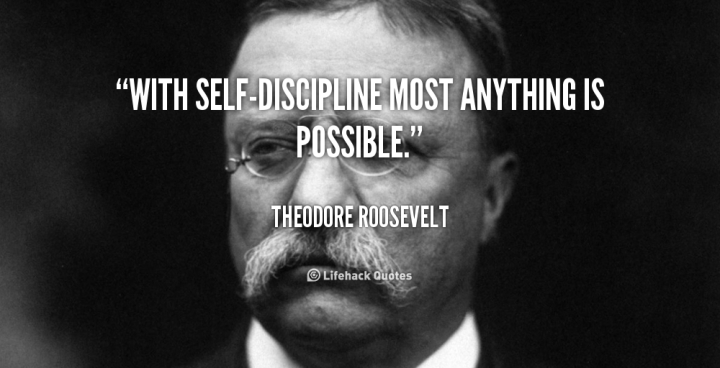 THE ART OF SELF-DISCIPLINE :