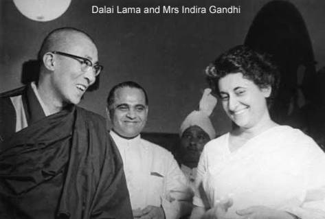 HISTORY  OF  THE  US-INDIA-TIBET  RELATIONS  :