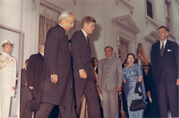 HISTORY  OF  US-INDIA-TIBET  RELATIONS  :  JUNE 03/04,  1963 .