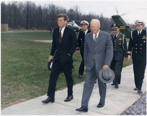 HISTORY  OF  THE  US-INDIA-TIBET  RELATIONS :  APRIL  22,  1961. CAMP  DAVID, MARYLAND .