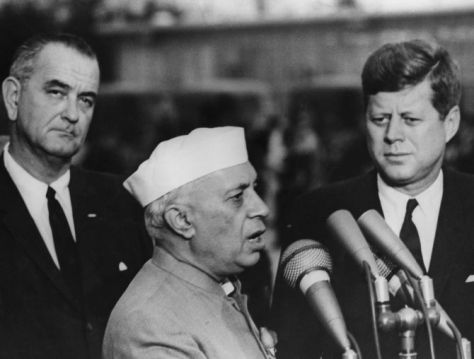 HISTORY  OF  THE  US-INDIA-TIBET  RELATIONS  : SEPTEMBER  1961 .