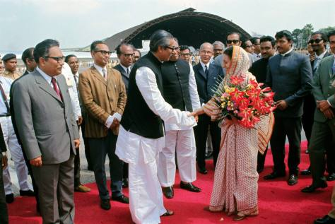 HISTORY  OF  THE  US-INDIA-TIBET  RELATIONS :  LIBERATION  OF  BANGLADESH  ON  DECEMBER  16,  1971 .