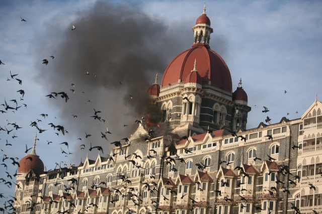 PAKISTAN'S  JIHADIST ATTACK  ON  INDIA  NOVEMBER  26,  2008.
