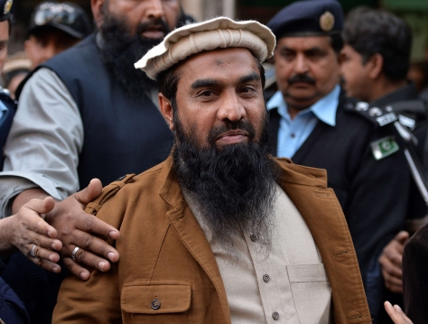 PAKISTAN'S  JIHADIST  ATTACK  ON  INDIA  NOVEMBER  26,  2008.  ZAKI-UR-REHMAN HAD  DIRECTED  THIS  ATTACK  FROM  KARACHI,  PAKISTAN .  NOW, ON  APRIL 09,  2015,  HE  IS  RELEASED  FROM  PRISON .