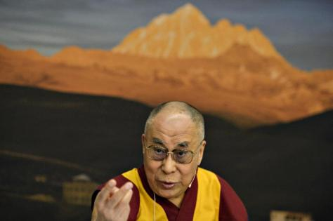 TIBET'S  FREEDOM  IS  A  NATURAL  RIGHT .