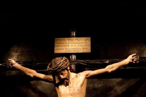 #SENIORALIEN  -  #GOODFRIDAY  -  WHOLE  PATIENCE :  IF  THE  SON  OF  MAN  WAS  CRUCIFIED  ON  GOOD  FRIDAY,  IT  ONLY  SPEAKS  ABOUT  HIS  WILL  TO  REFRAIN  FROM  RETALIATION,  AND  FORBEARANCE  THAT  MAN  MAY  MISINTERPRET  AS  WEAKNESS .