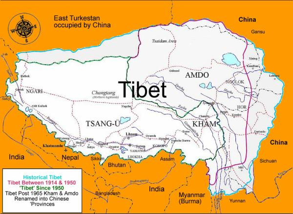 SPECIAL FRONTIER FORCE VS THE EVIL RED EMPIRE : FOR SEVENTY YEARS, TIBETANS HAVE LIVED UNDER MILITARY OCCUPATION . WHAT IS TIBET'S FUTURE? HOW TO EVICT THE EVIL RED EMPIRE FROM TIBET ?