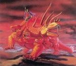 the evil red empire the great red dragon
