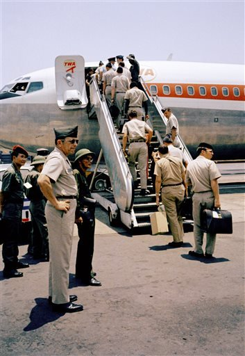 THE  EVIL  RED  EMPIRE  -  THE  FALL  OF  SAIGON  ON  MARCH  29,  1973 .  A  HEAVY  PENALTY  TO  SATISFY  DR  KISSINGER'S  LUST  FOR  THE  HAND  OF  THE  EVIL  RED  EMPIRE .