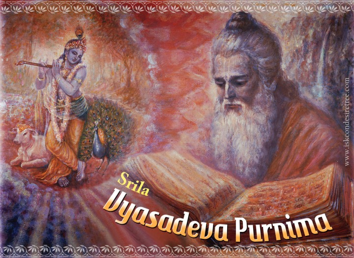 BHARAT DARSHAN - BHAGAVAN VED VYAS - AUTHOR OF GEETOPANISHAD. VED VYAS IS A DIVINE BEING FOR HE SHARED DIVINE KNOWLEDGE THAT BRINGS JOY, BLISS, HAPPINESS, AND ANANDA.