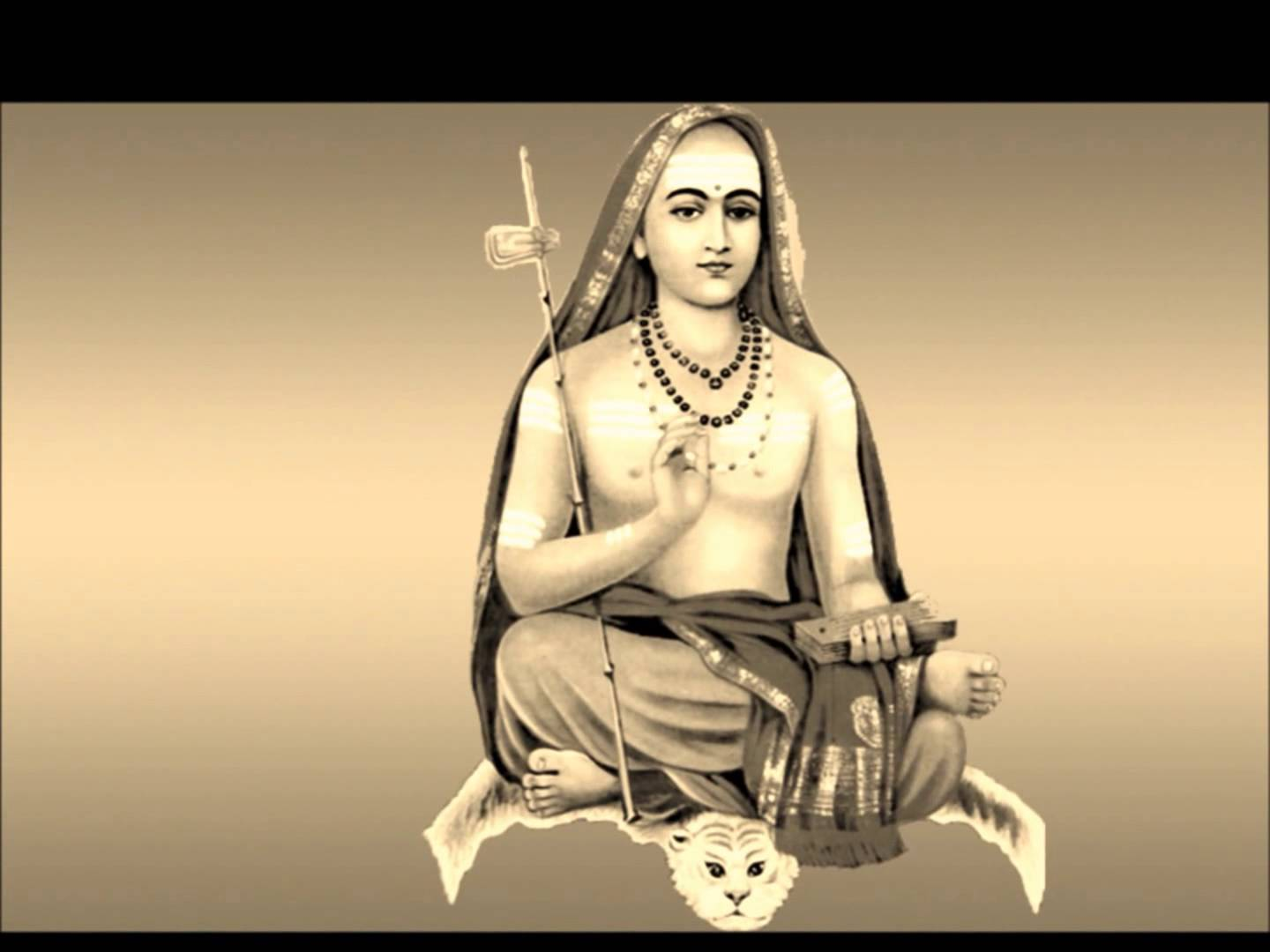BHARAT DARSHAN - THREE GREAT TEACHERS OF INDIA: IN SHANKARA'S ANALYSIS, MAN IS NOT SAVED BY ACQUIRED KNOWLEDGE. MAN CANNOT DIRECTLY RULE OR GOVERN HIS OWN BODY FOR CELLS ARE INDEPENDENT AND ENJOY CELLULAR AUTONOMY.