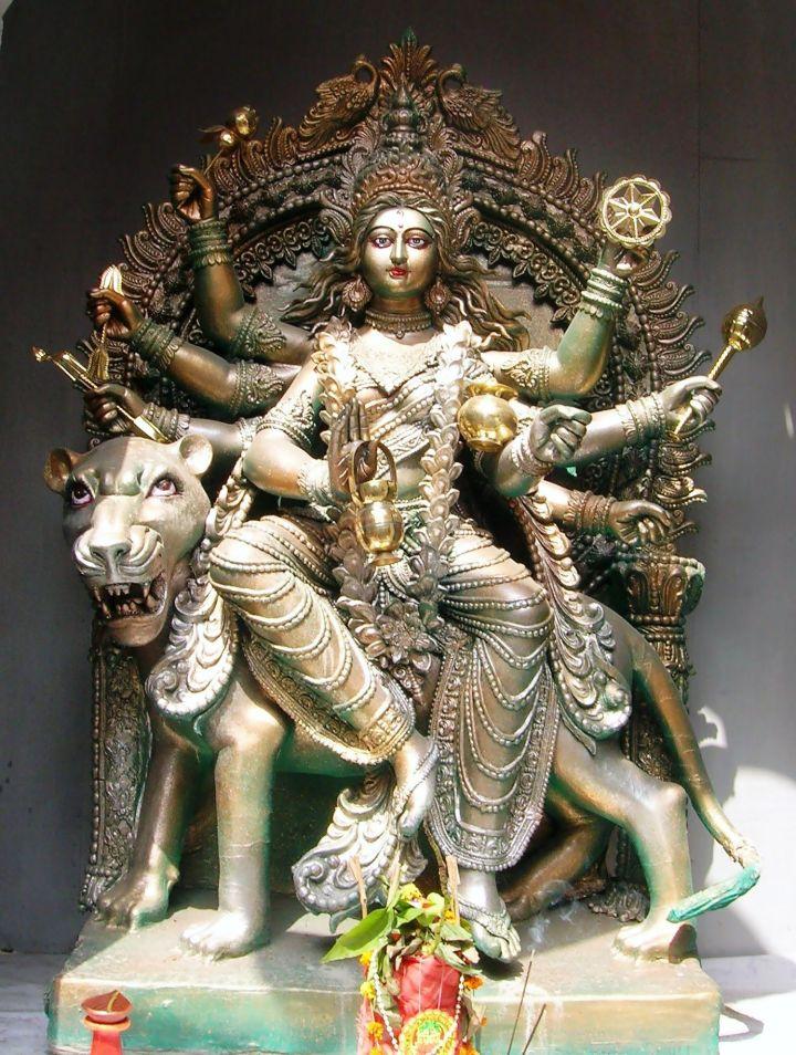 Bharat Darshan-Devi Nava Ratri-Kushmanda