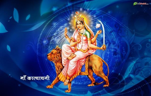 Bharat Darshan-Devi Navratri-Devi-Katyayani