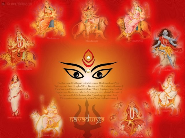 BHARAT DARSHAN - DEVI NAVRATRI - GOD AS MALE AND FEMALE. NINE REASONS TO CELEBRATE GODDESS DURGA.