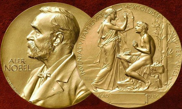 WHAT IS INTELLIGENCE? HUMAN Vs PARASITE. NOBEL MEDAL SYMBOLIZES HUMAN INTELLECTUAL ACHIEVEMENT.