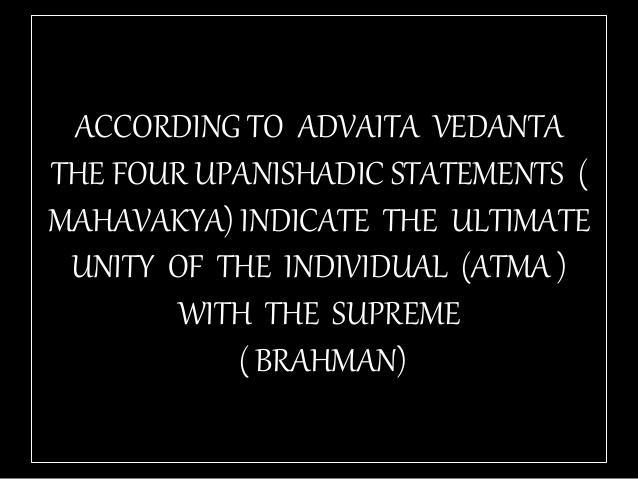 TAT ASMI PRABHO - FIFTH MAHAVAKYA - MATERIAL vs SPIRITUAL DUALISM. THE FOUR UPANISHADIC STATEMENTS FAIL TO ACCOUNT FOR MATERIAL vs SPIRITUAL DUALISM. THEY FAIL TO ACCOUNT FOR EXISTENCE OF A PHYSICAL LIVING ENTITY CALLED MAN.