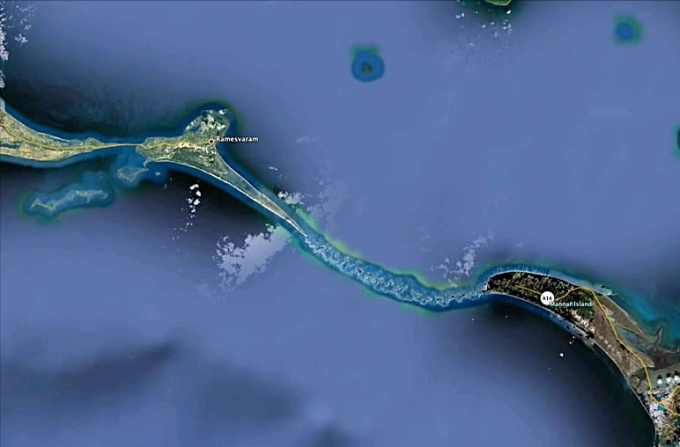 Bharat Darshan - Ram Setu - World Heritage Site