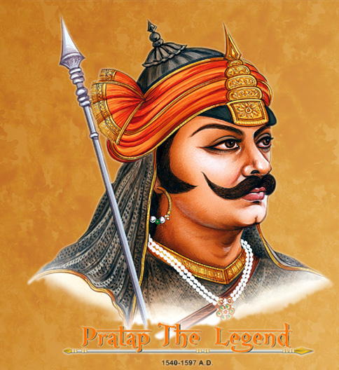Maharana Pratap - The Brave Warrior