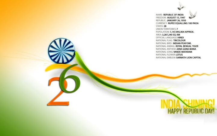 BHARAT DARSHAN - 67th REPUBLIC DAY GREETINGS.