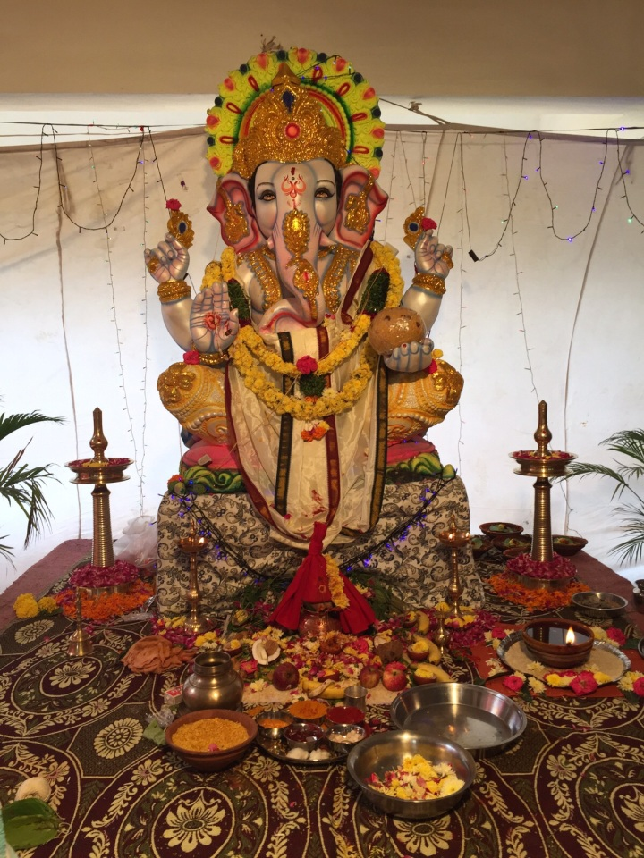 PRAYER TO LORD GANESHA - SUCCESS THROUGH OBEDIENCE AND HUMILITY.