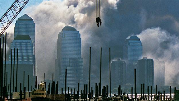 Remembering September 11, 2001. Can Terror Define Man?