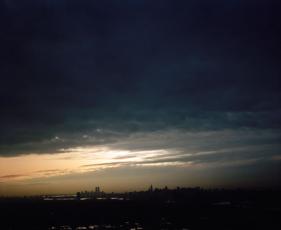 Remembering September 11, 2001. Can Terror Define Man? Faith, Trust, Hope, and Love Define Man's Essence.