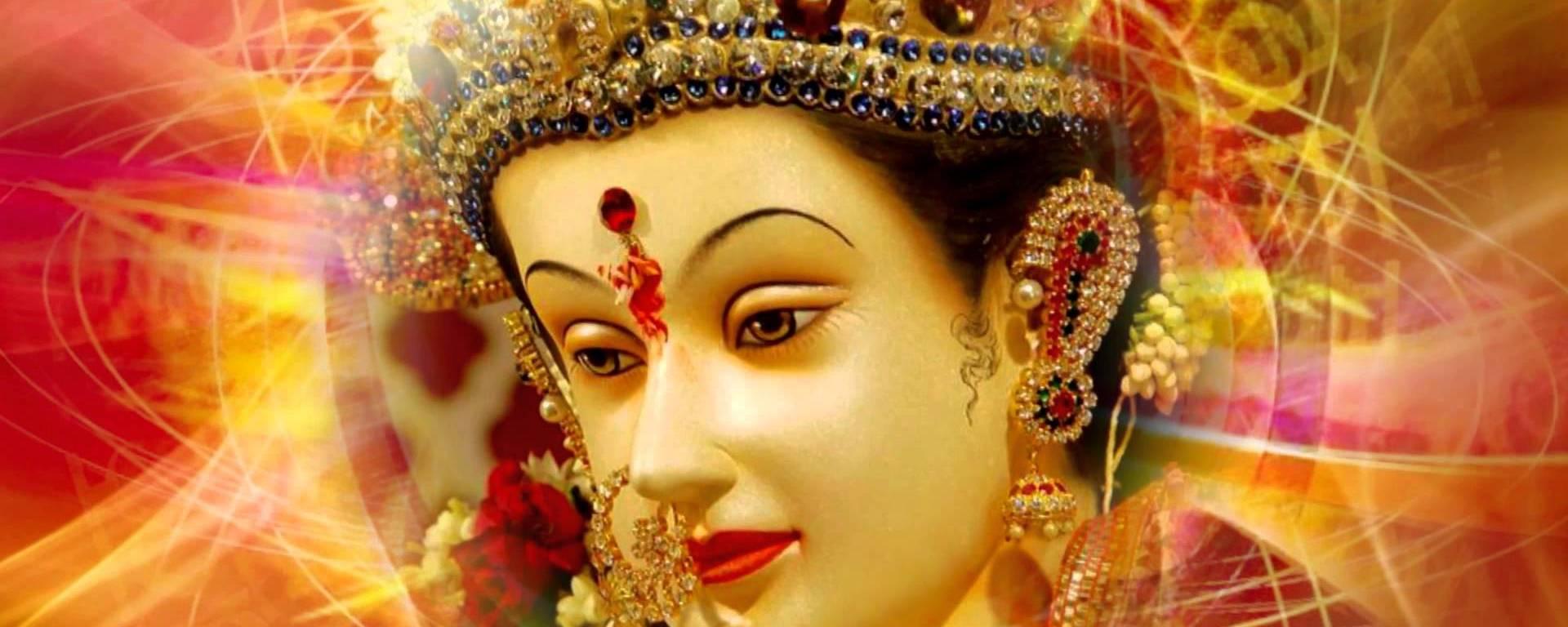 Devi Navratri  God Both Male And Female  Bhavanajagat-1445
