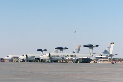 The Gulf Crisis Over Qatar The Us Military Presence In