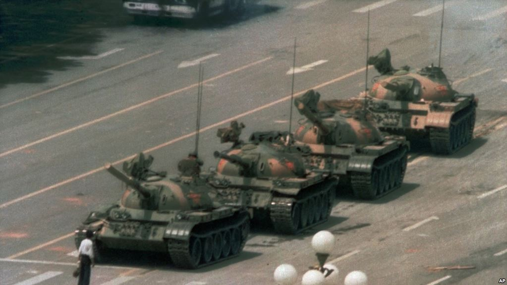 Tibet's Failure to Resist Communism in 1943 contributed to the June 04 Tiananmen Square Massacre.