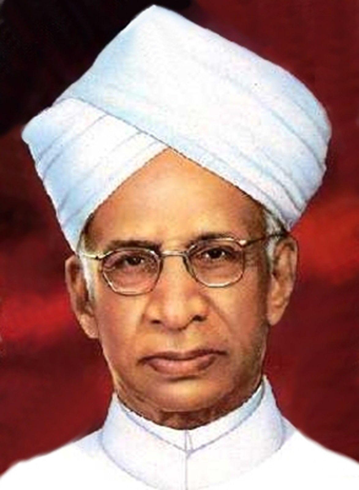 September 05-Sarvepalli Radhakrishnan's birthday