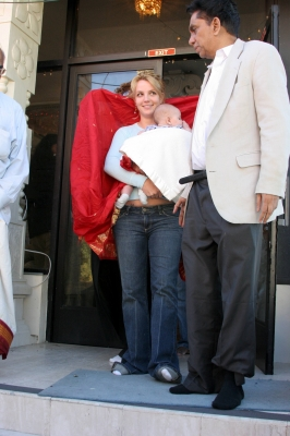 The Hindu Brahmin who received Britney Spears at Malibu Hindu Temple on January 15, 2006 excommunicated me to cut me off from God and Temple.